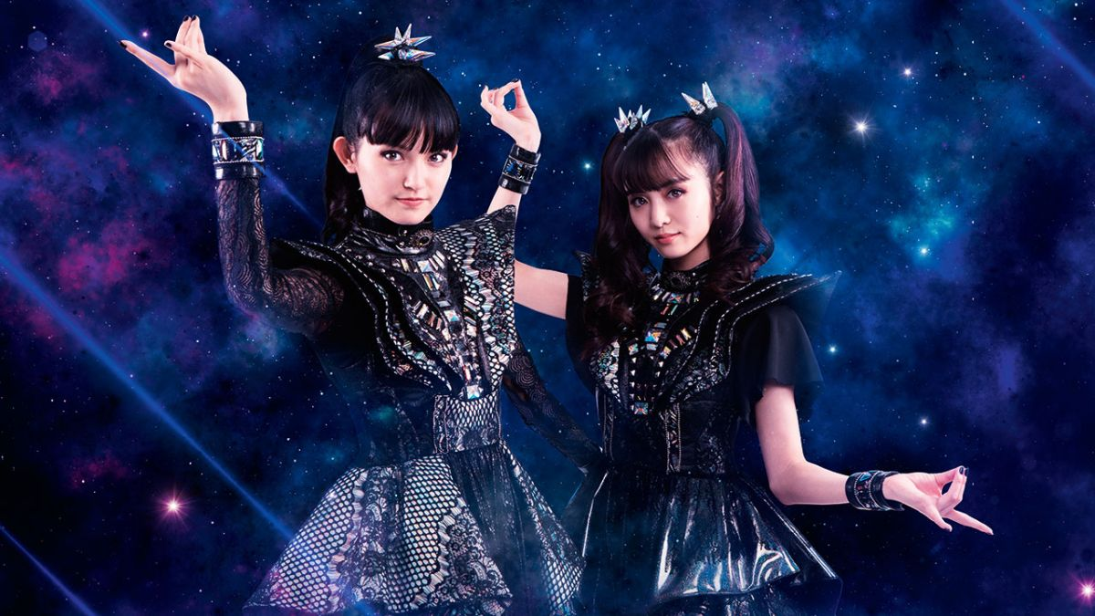 Babymetal are streaming their 10th anniversary Budokan shows