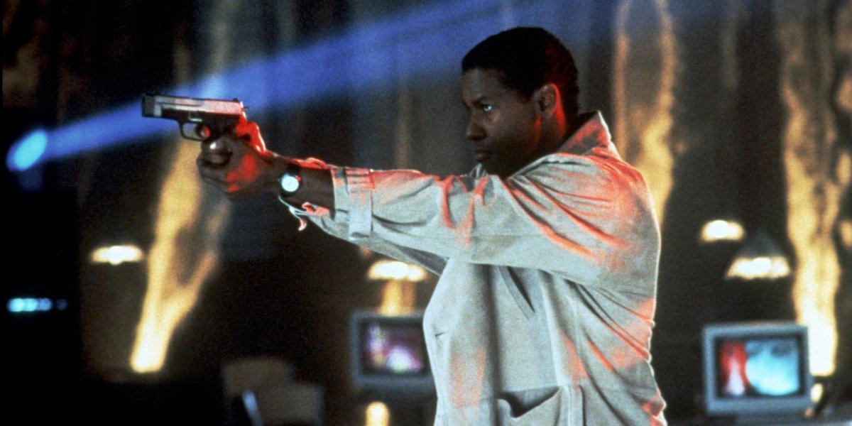 Denzel Washington in Virtuosity