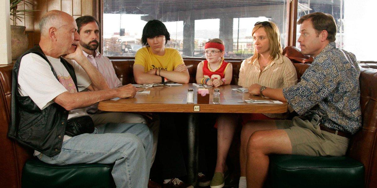 The Little Miss Sunshine cast