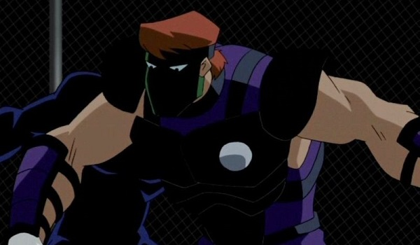 Sportsmaster Justice League Unlimited