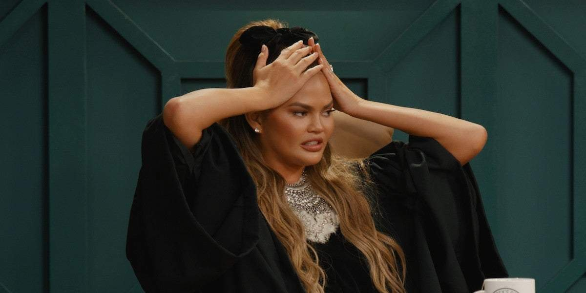 Chrissy Teigen on her unscripted Quibi series Chrissy's Court