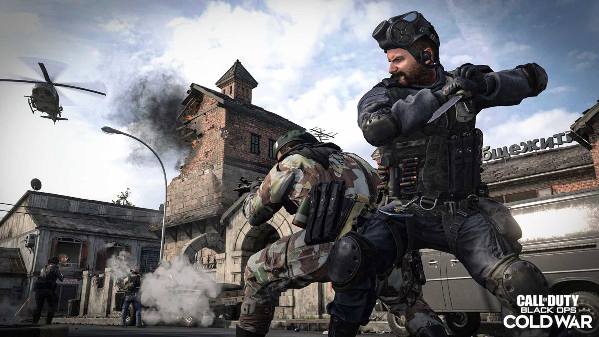 Black Ops Cold War adds Captain Price as a free season 3 skin
