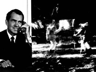President Nixon Was Prepared for Apollo Disaster