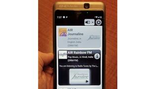 Mark One ATSC 3.0 phone