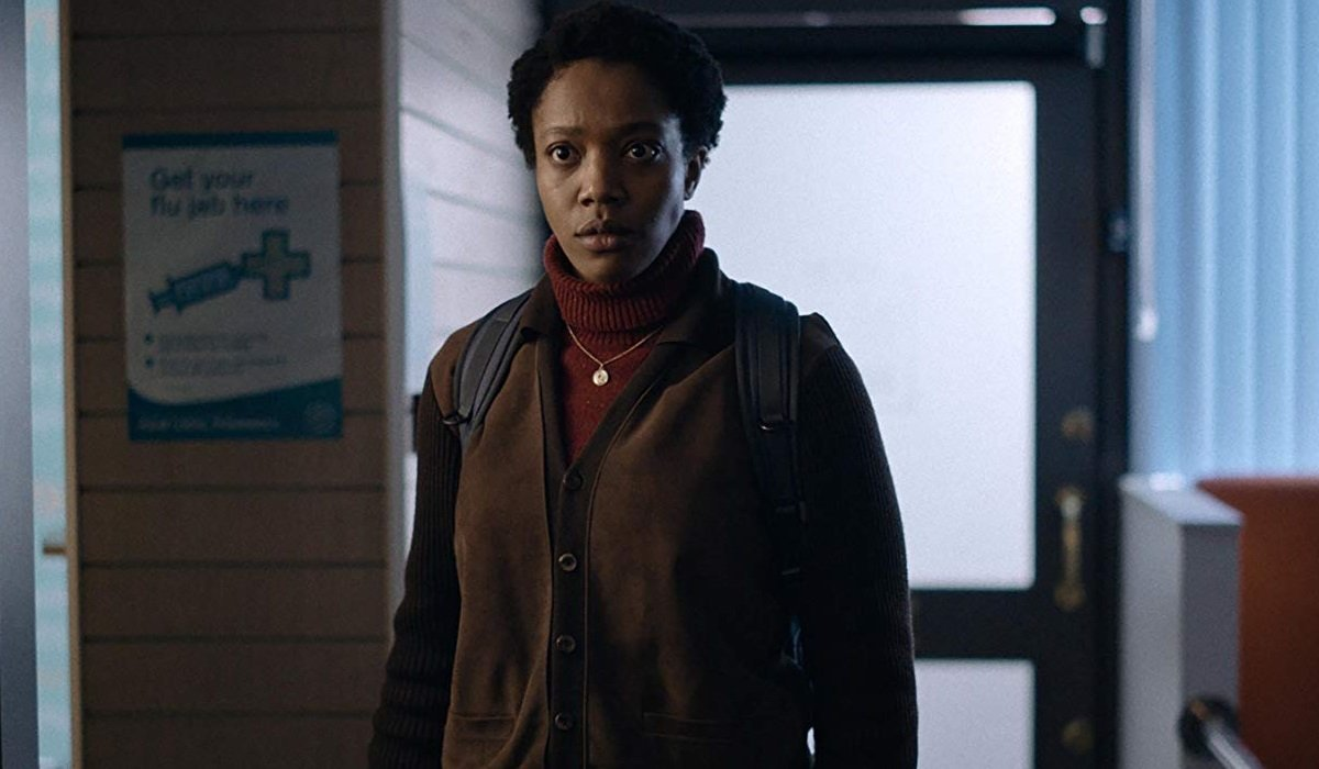 Naomi Ackie End of the F***ing World