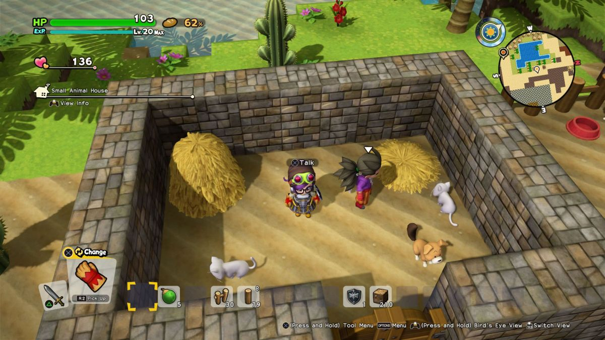 Dragon Quest Builders 2 on PC gets December release date