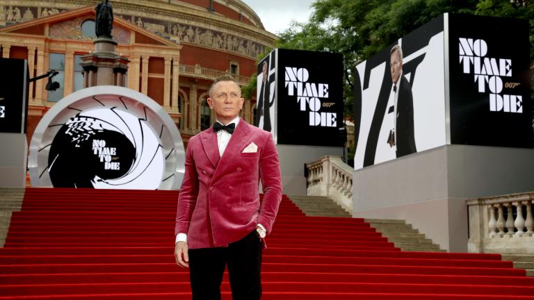 Daniel Craig looking butch
