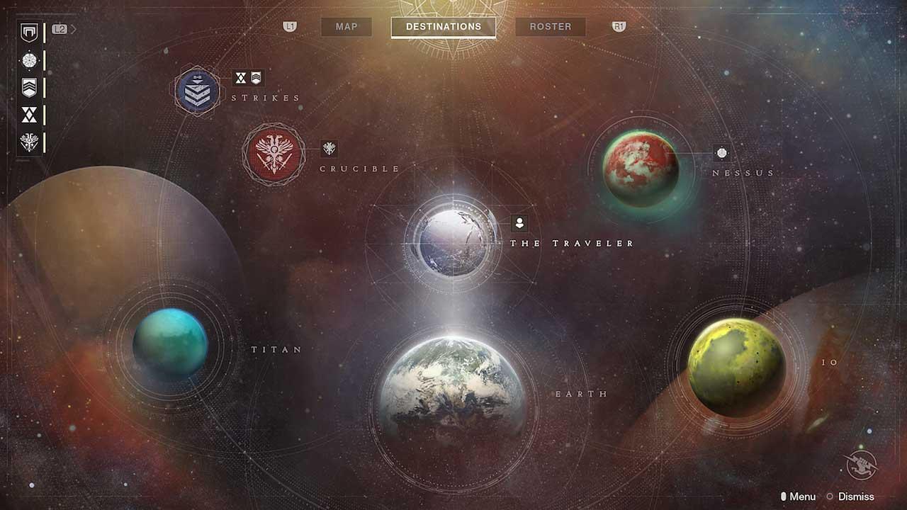 The Secret Sauce Behind Destiny 2 S Brilliance Menus Maps And