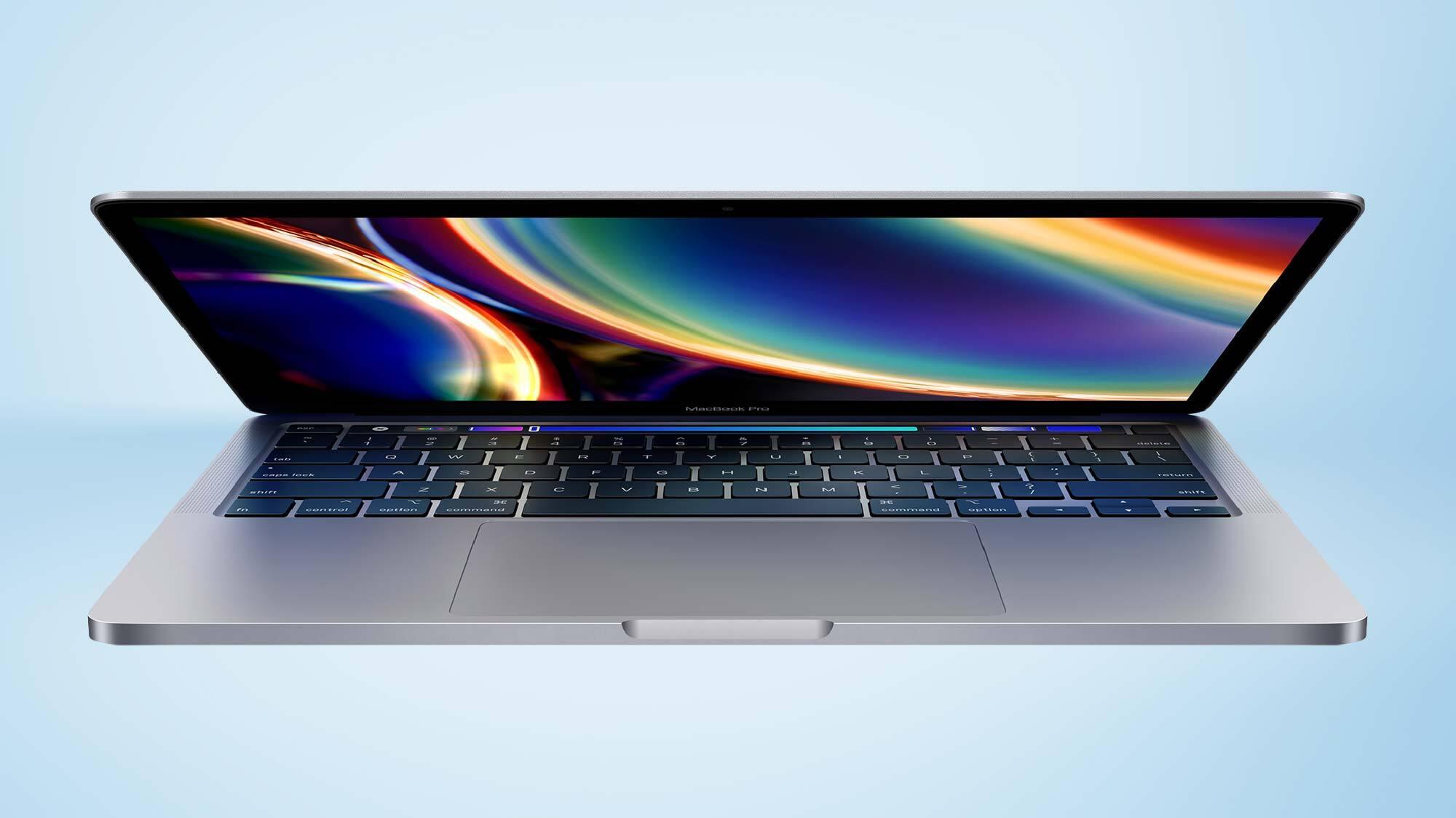 The MacBook Pro 2020