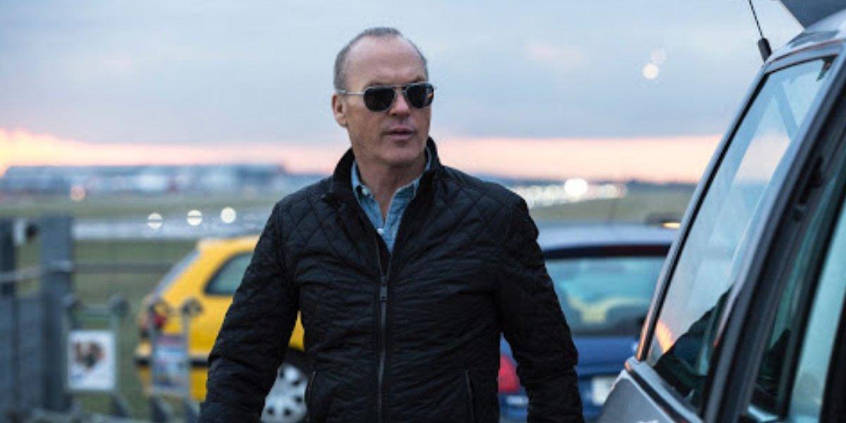 Imagine Agents actor Michael Keaton in American Assassin