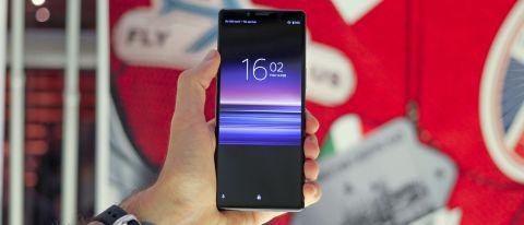 1fb53eb46e8 Hands on: Sony Xperia 1 review | TechRadar