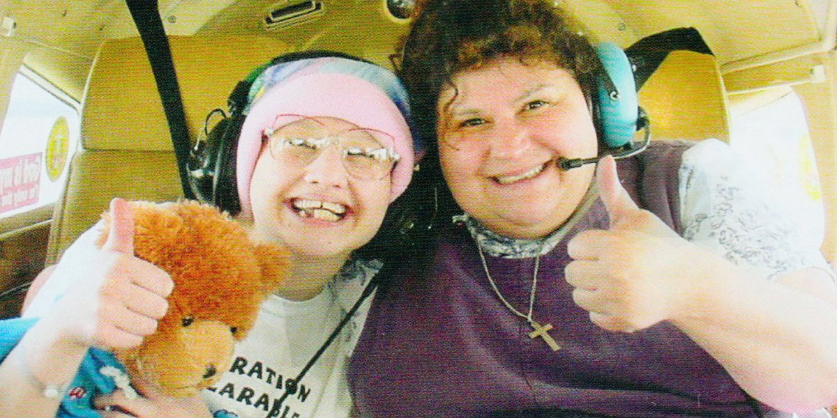 Gypsy Rose Blanchard and Dee Dee Blanchard in Mommy Dead and Dearest