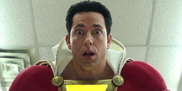 Zachary Levi as Shazam!