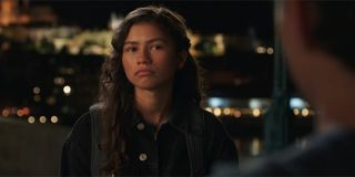 "Zendaya as Michelle ""MJ"" Jones in Spider-Man: Far From Home (2019)"