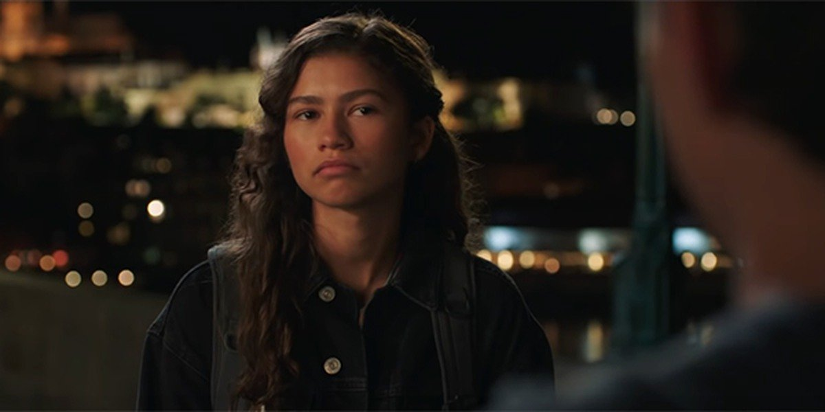 What Zendaya Misses About Acting In Movies Before The Pandemic Hit