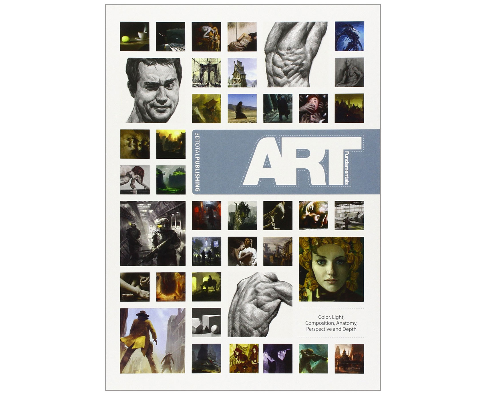 Best drawing books:  Art Fundamentals
