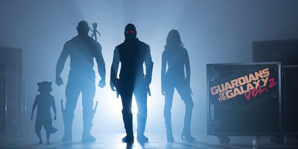 Guardians of the Galaxy Vol. 2 main crew