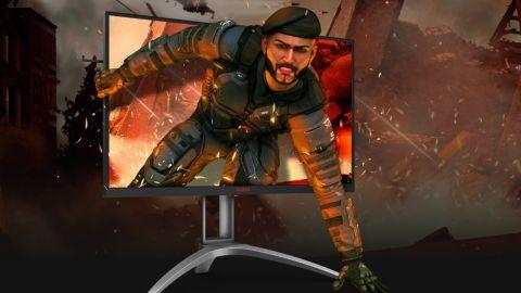 AOC Agon AG273QX gaming monitor review