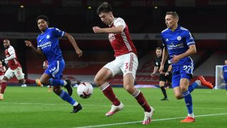 Leicester vs. Arsenal live stream