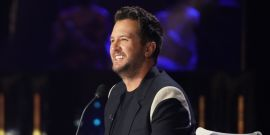 American Idol's Luke Bryan And Lionel Richie Finally Speak Out About Caleb Kennedy's Controversial Exit