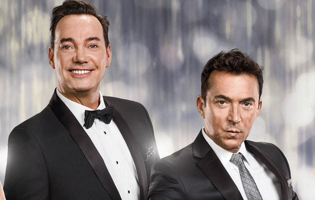Brunio Tonioli, Craig Revel Horwood
