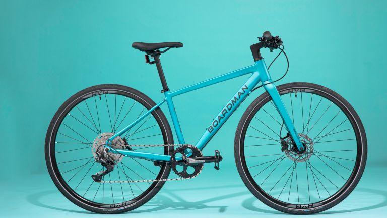 Boaedman HYB women's hybrid bike side profile
