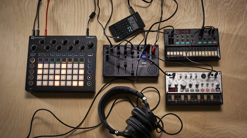 Ditch the laptop: How to make music with a budget all-hardware setup
