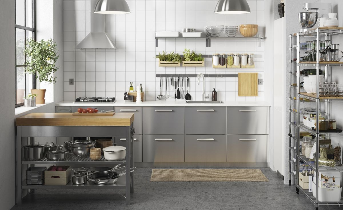 Fitting a kitchen made easy