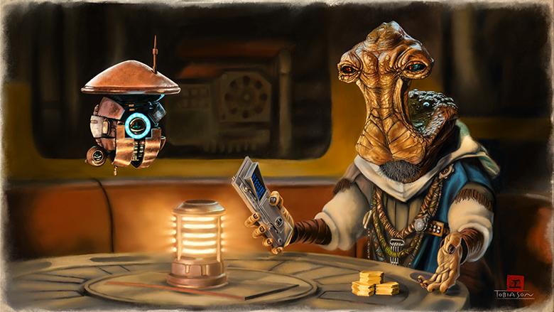 Star Wars Tales from Galaxy's Edge