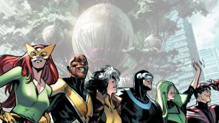 The X-Men will apparently throw a Hellfire Gala every year - along with electing a new team