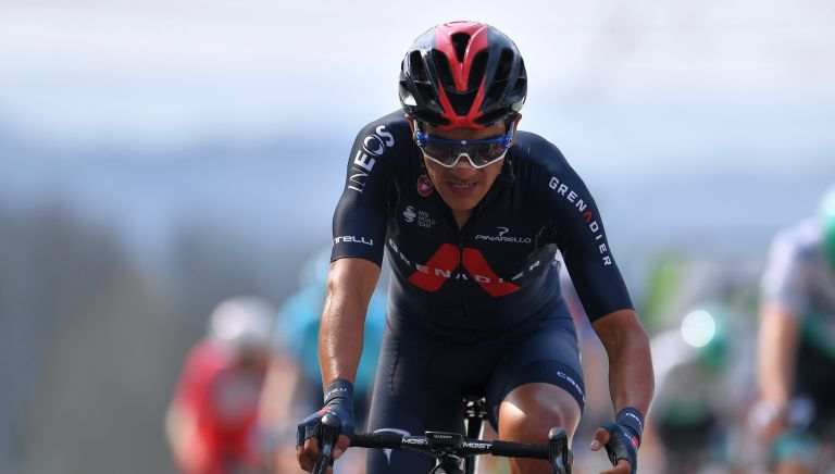 Richard Carapaz will lead Ineos at the Tour de Suisse 2021