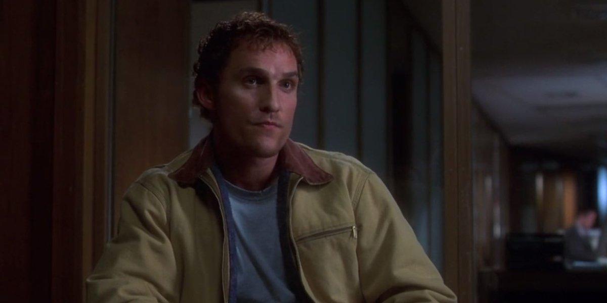 Matthew McConaughey in Frailty