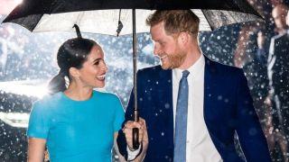 Prince Harry and Meghan Markle Netflix