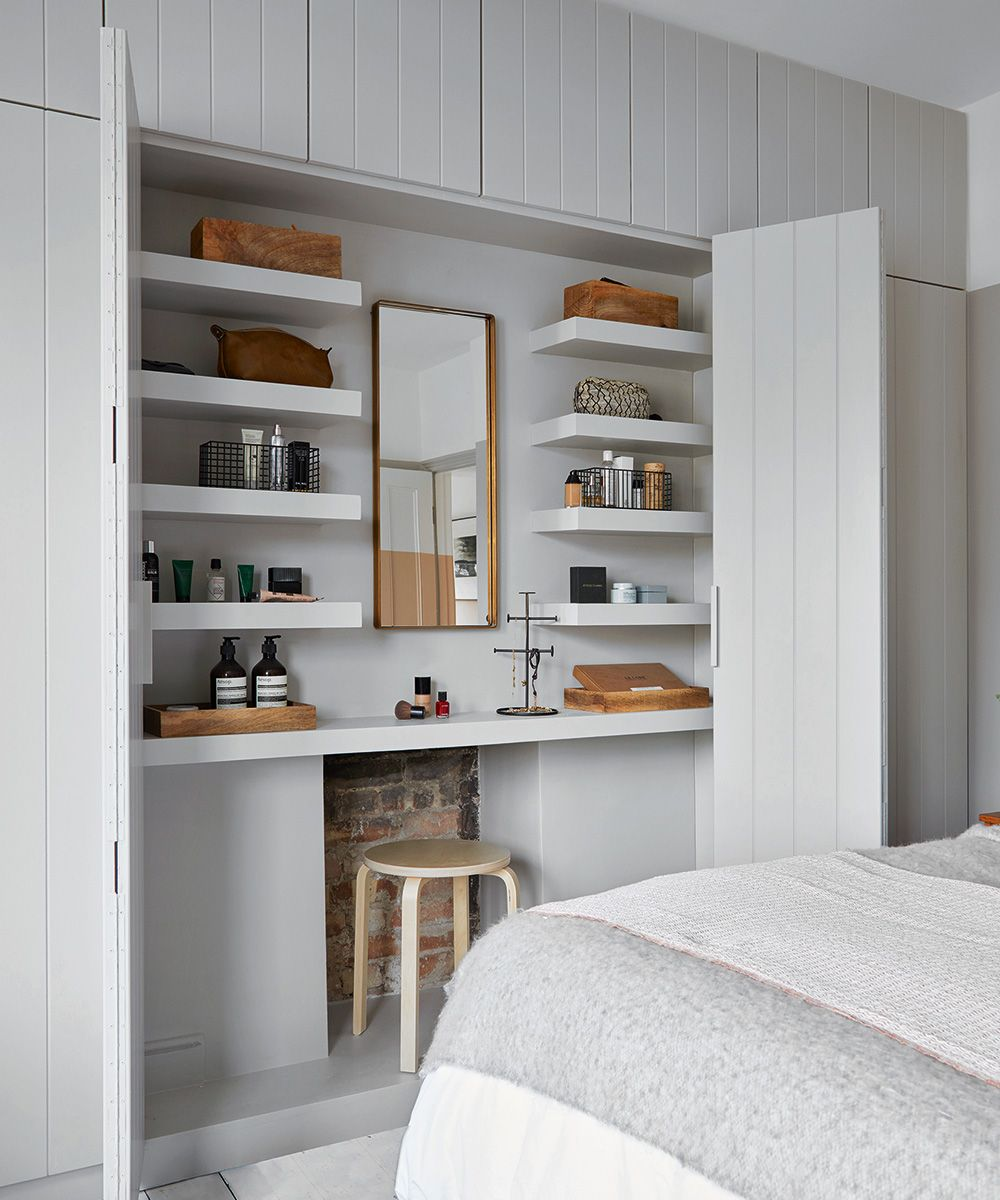 Dressing Room Ideas For Small Spaces Homes Gardens