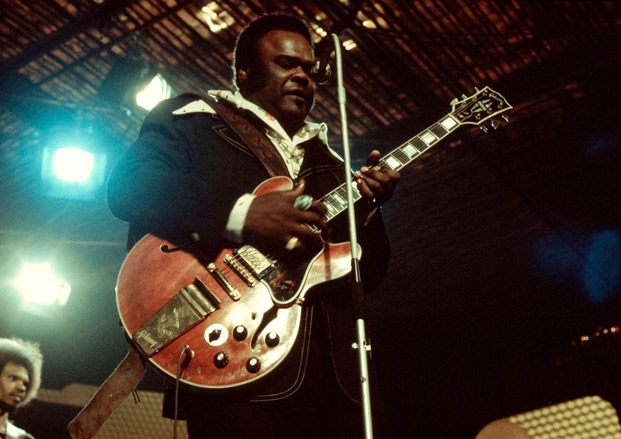 Freddie King lesson: go in deep with a blues guitar legend | Guitarworld