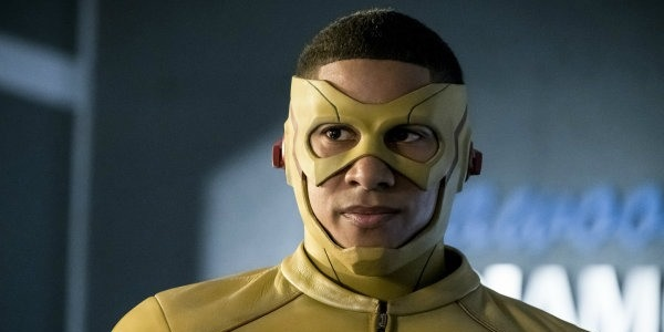 Wally West Keiynan Lonsdale The Flash The CW