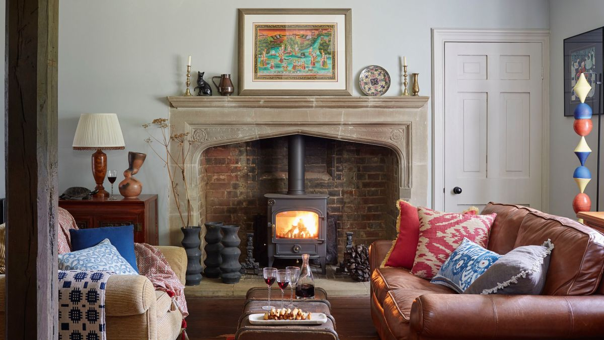 How To Clean A Fireplace Real Homes