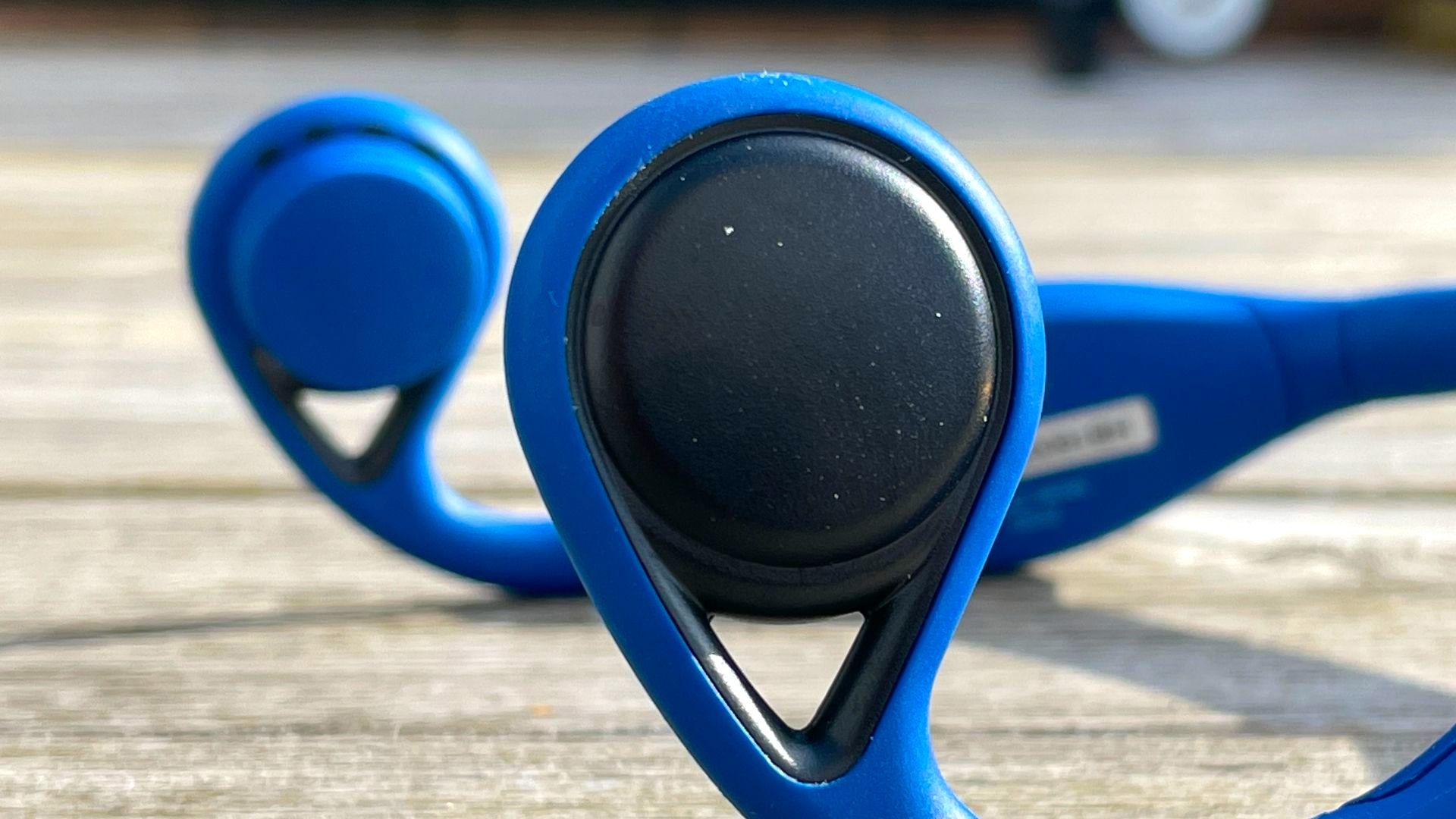 Close-up of Zygo Solo earpiece