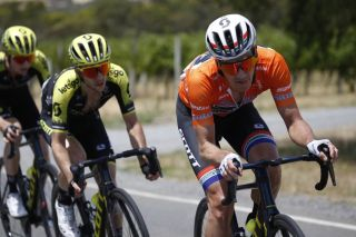 Race leader Daryl Impey – followed by Mitchelton-Scott teammate Simon Yates – had to concede the overall title to Trek-Segafredo's Richie Porte on the sixth and final stage of the 2020 Tour Down Under