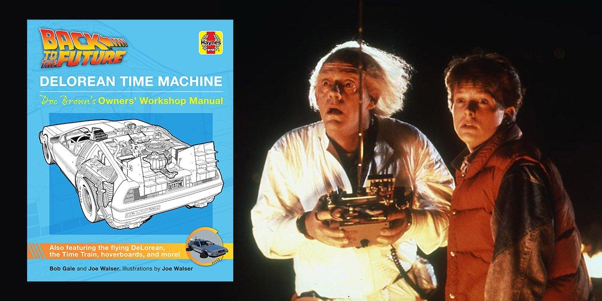 The DeLorean Time Machine Manual