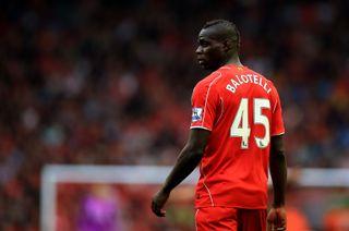 Soccer – Barclays Premier League – Liverpool v Aston Villa – Anfield