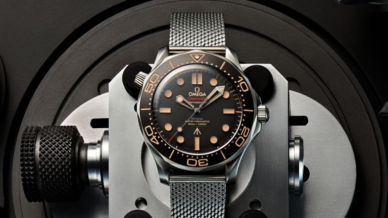Omega Seamaster Diver 300M 007 Edition