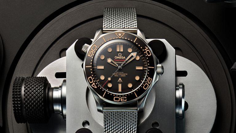Omega Seamaster Diver 300M 007 Sürümü
