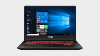 This 17-inch gaming laptop with AMD Ryzen inside is on sale for $599