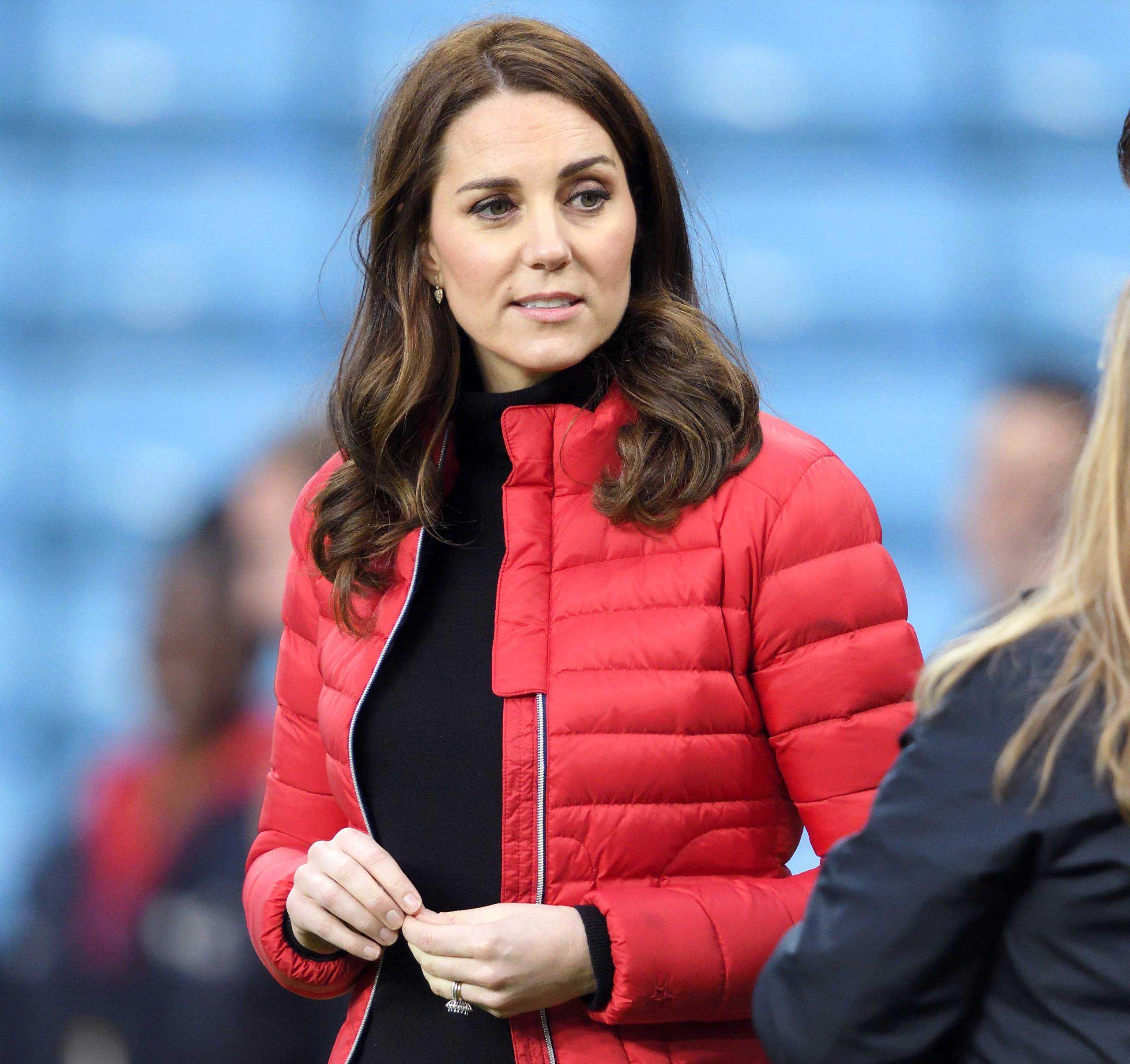Kate Middleton exercise routine