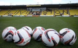 Soccer – Scottish Championship – Livingston v Rangers – City Stadium