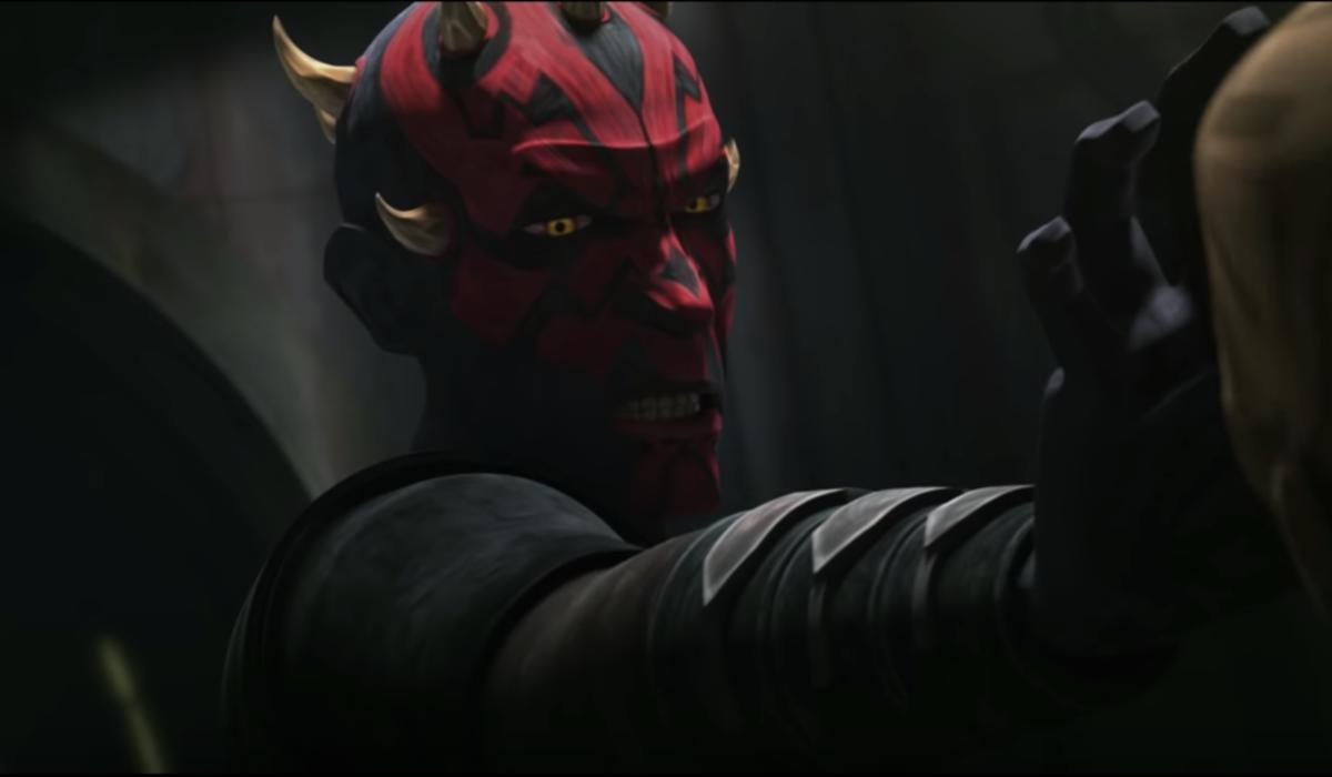 clone wars season 7 maul