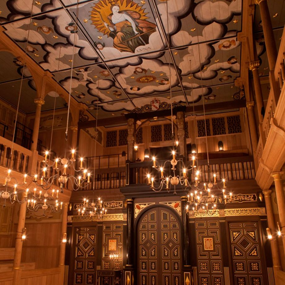 Image result for sam wanamaker playhouse