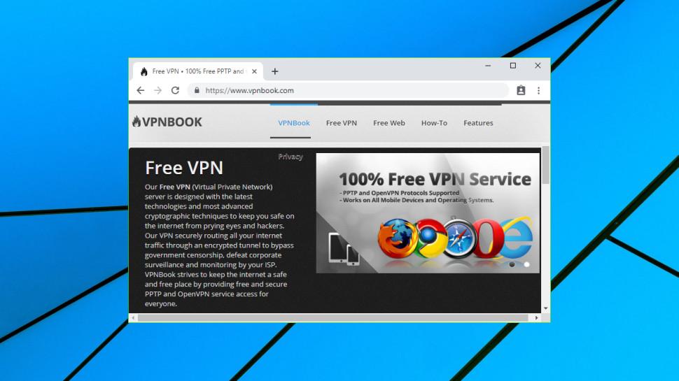 VPNBook Dedicated VPN review | TechRadar