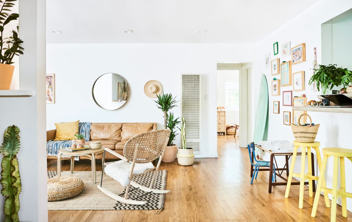 Realhomes Com On Flipboard These Beachy Living Room Ideas Will Give Your Home All The Staycation Vibes